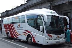 Bus Eireann SP60 (06D46835). (Fred Dean Jnr) Tags: galway pb scania august2006 buseireann irizar k114 sp60 buseireannroute64 06d46835 galwaybusstation