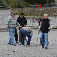 On to the next (alderney boy) Tags: game brittany brest end boules ptanque plagedumoulinblanc