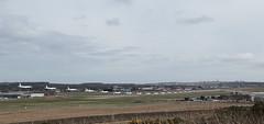 G-LGNO SAAB 2000, Aberdeen (wwshack) Tags: scotland multipleexposure aberdeen saab2000 loganair abz flybe aberdeenairport