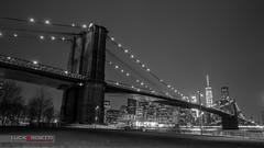 Brooklyn Bridge (Luca Proietti Photographer) Tags: bridge newyork skyline brooklyn landscapes manhattan brooklynbridge eastriver landescape canon6d canon2470f28ii