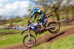 Speed (serialcouleur) Tags: bike sport speed jump moto yamaha motocross vitesse motorrad fil mcaniques