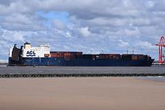Atlantic Conveyor (Gareth Garbutt) Tags: acl rivermersey atlanticcontainerline atlanticconveyor