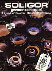 Soligor ad from 1978 (Ren Maly) Tags: advertising reclame ad advertisement advertentie soligor renmaly