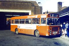 Slide 056-98 (Steve Guess) Tags: uk red england bus bristol hampshire gb lh winchester ecw hants hantsdorset dby352 wintonline glj479m