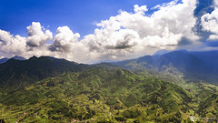 Sapa (Vietnam) (Franz - Jimenez) Tags: world sky mountain green nature canon landscape asia traveller vietnam adventure backpacking backpacker sapa eos600d