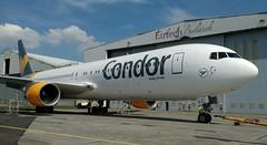 D-ABUZ B767 330ER Condor (corrydave) Tags: shannon condor b767 b767300 25209 dabuz