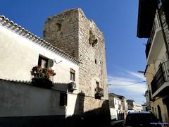 Yepes (santiagolopezpastor) Tags: espaa wall spain medieval toledo walls espagne middleages muralla castilla castillalamancha murallas provinciadetoledo