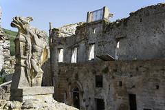 Poggioreale 7 (VincenzoGuasta) Tags: town earthquake ruins ghost fantasma rubble citt rovine terremoto poggioreale