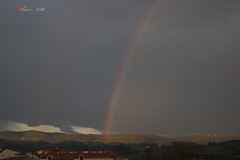 Arcoiris (Kilmar2010) Tags: rain arcoiris clouds lluvia rainbow wolken asturias nubes villaviciosa regen regenbogen asturies principadodeasturias