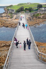 Take it to the bridge (Couldn't Call It Unexpected) Tags: island bare sydney australia laperouse