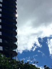 Cooly architecture (YAZMDG (15,000 images)) Tags: light building architecture lifestyle australia resort balconies beachfront coolangatta