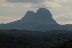 Suilven, Assynt (milnefaefife) Tags: sea mountains landscape coast scotland highlands hills moor sutherland moorland suilven stoer assynt northwesthighlands pointofstoer stoerhead