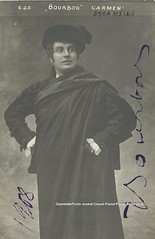 BOURBON, Jean-Louis, Escamillo, Carmen (Operabilia) Tags: goldenage opra claudepascalperna