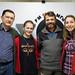 Entrevista na radio em Blagoveschensk