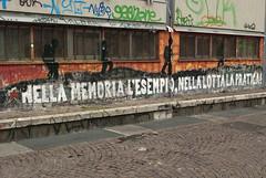 25 aprile (Roybatty63) Tags: street urban muro torino nikon streetphotography mura murales citt muri resistenza partigiani fotografiaurbana partigiano d80
