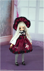 Fairy ballet dress (untavain) Tags: cute clothing doll azone dollclothing pureneemo lolitafashion