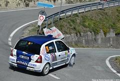 Renault Clio RS (MattiaDeambrogio) Tags: show sport rally n clio renault rs doro gruppo leva sx castelletto mora inversione n3 2016 coppa allais bertola racetech derro