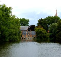 P1030129-Bruges, Belgium (CBourne007) Tags: city architecture buildings europe belgium bruges veniceofthenorth
