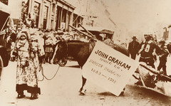John Graham, Pioneer Druggist, 1853-1918, Indian display