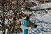 Seagull in winter season (LiveToday84) Tags: trip travel winter sea ice water island boat frozen helsinki boots seagull north suomenlinna d80