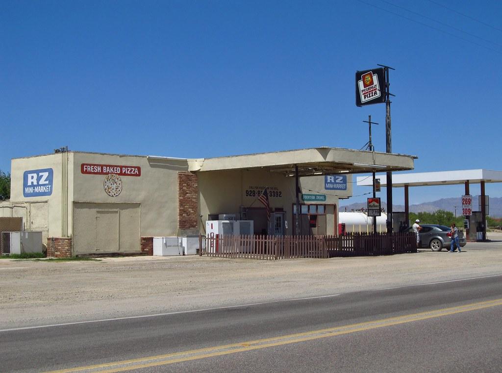 Motel  Butte