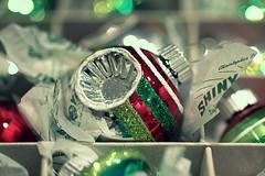 Shiny Brite - 006/366 - 2016. (Joseph Skompski) Tags: christmas maryland ornament ornaments christmasornaments catonsville catonsvillemd shinybrite matchpointwinner mpt488