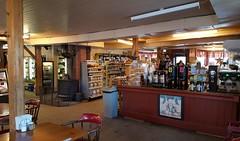 Inside the Barnard General Store