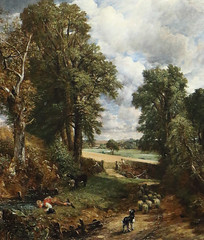 The Cornfield - John Constable (AnthonyR2010) Tags: london painting landscape suffolk cornfield gallery nationalgallery constable johnconstable
