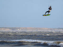 PC311514-Edit (Brian Wadie Photographer) Tags: gulls oystercatcher windsurfing kiting em1 goodlight 14xtc avonbeach canon70300lis hemgistburyhead