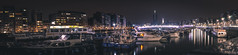 Liege Marina (Falcdragon) Tags: city panorama skyline night reflections river de lights la cityscape maas liege meuse lige ilce7 sonya7alpha sonyzeisssonnarfe1855mza