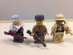 On this day in Lego WW2 History (ranger3181) Tags: world red 2 two brick infantry germany army this war day lego russia painted nazi ss helmet camo mining collection equipment communist german soviet figure ww2 second soldiers guns uniforms minifig custom russian 1941 weapons 1944 1943 partisan wehrmacht waffen