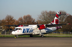 AT42 UR-UTE UT Air (Avia-Photo) Tags: airplane airport aircraft aviation aeroplane airline airlines airliner avion airliners atr aviacion