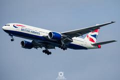 Boeing777-236(ER)   G-YMMF   British Airways (Max Alpha X-ray) Tags: british ba boeing britishairways bkk baw boeing777 b777 speedbird b772 suvarnabhumiairport vtbs suvarnbhumi boeing777200er b777200er british777
