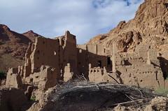 imgp5245 (Mr. Pi) Tags: mountains ruin morocco kasbah tinghir highatlas