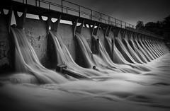 Water force (marcelo.guerra.fotos) Tags: light blackandwhite blancoynegro water paraná brasil contrast blackwhite noiretblanc londrina lagoigapó igapólake