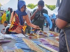 The birdies I (Farishdzq) Tags: bird tourism toy malaysia padang besar