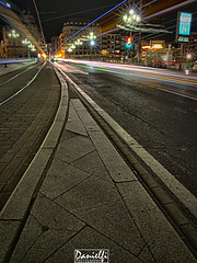 Bilbao 22:98 (danielfi) Tags: street night noche long exposure ngc bilbao bilbo larga exposicin