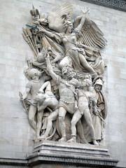 Rude, La Marseillaise, 1833-36