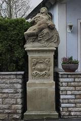Piet in Gerbrunn (Bjrn S...) Tags: bayern bavaria franconia franken wrzburg baviera piet franconie gerbrunn bavire vesperbild wurtzbourg viergedepiti