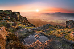DSC_7572-Edit (TDG-77) Tags: sunset landscape countryside nikon rocks district derbyshire peak edge d750 f3545g baslow 1835mm