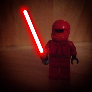 SWTOR Minifig-a-Day #33: Dark Honor Guard