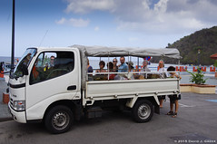 Morning Market Truck (DJ Greer) Tags: beach truck town village market sale martinique carribean explore sell anse chadiere