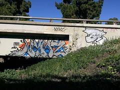 NYMZ JABER (UTap0ut) Tags: california art cali graffiti la los paint angeles socal cal graff utapout