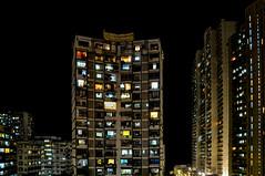 A view from the Regency Hotel (Harold Brown) Tags: apartment building cityscape haroldbrown india maharashtra malabarhill mumbai night nikon nikond90 outdoor travel bhagavideocom haroldbrowncom harolddashbrowncom photosbhagavideocom
