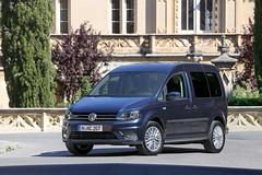 Volkswagen Caddy TGI BlueMotion