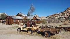 Keys Ranch house