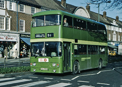 AN320 (GNS 682N) (mj.barbour) Tags: london country alexander strathclyde leyland pte atlantean