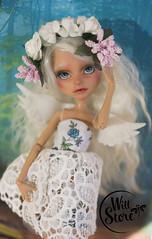 Cleo deNile OOAK by WillStore (willka_ann) Tags: doll dolls ooak custom cleo mh mattel repaint faceup monsterhigh willstore