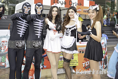 Cosplay (krashkraft) Tags: thailand cosplay bangkok nurse maid fishbone th goodlooking allrightsreserved 2014 krungthepmahanakhon krashkraft popofjapan1
