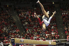 gymnastics036 (Ayers Photo) Tags: red feet canon foot utah rocks toes toe bare gymnastics u barefoot redrocks barefeet canon5d utes canon5dmkiii
